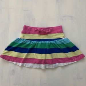 Mini Boden 3-4Y Scooter skirt